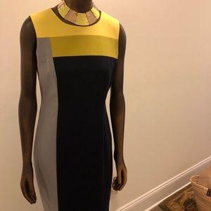 Color block Calvin Klein Dress